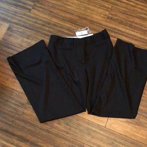 Loft. Ann. Black work pants. 🌹2/$10🌹NWT